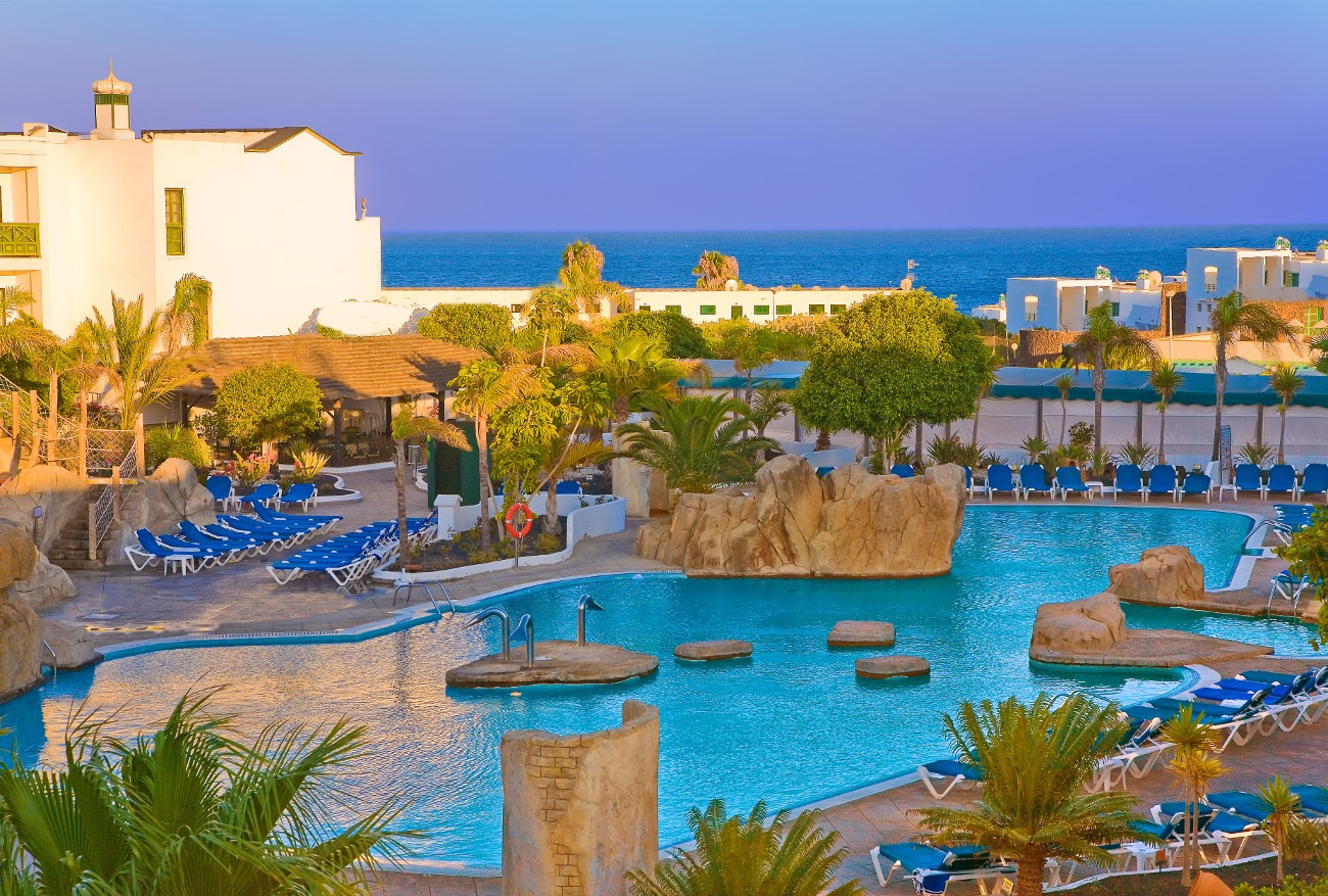 Star Hotels In Costa Teguise