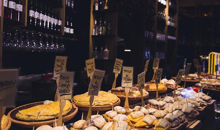 Authentic food in Benidorm