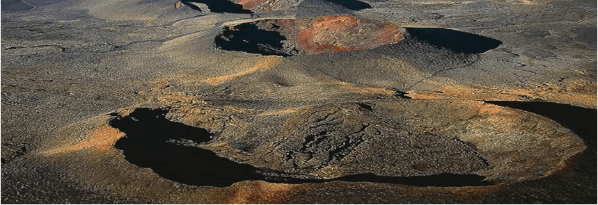 The Timanfaya National Park
