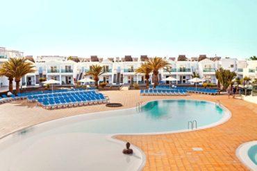 bluesea lanzarote palm hotel