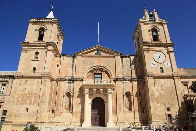 concatedral malta