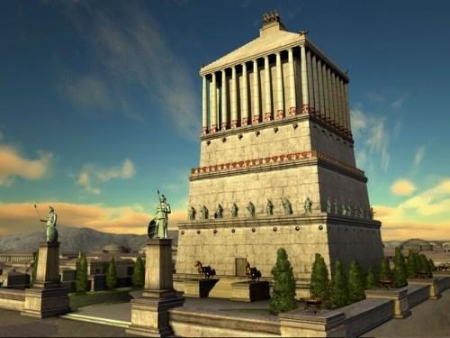 Halikarnassos Mausoleum