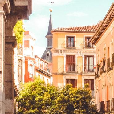 Gastronomía en Madrid