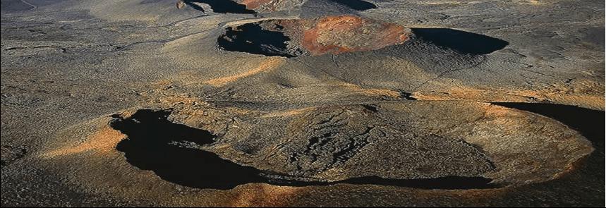 Montañas de fuego Parque Nacional de Timanfaya